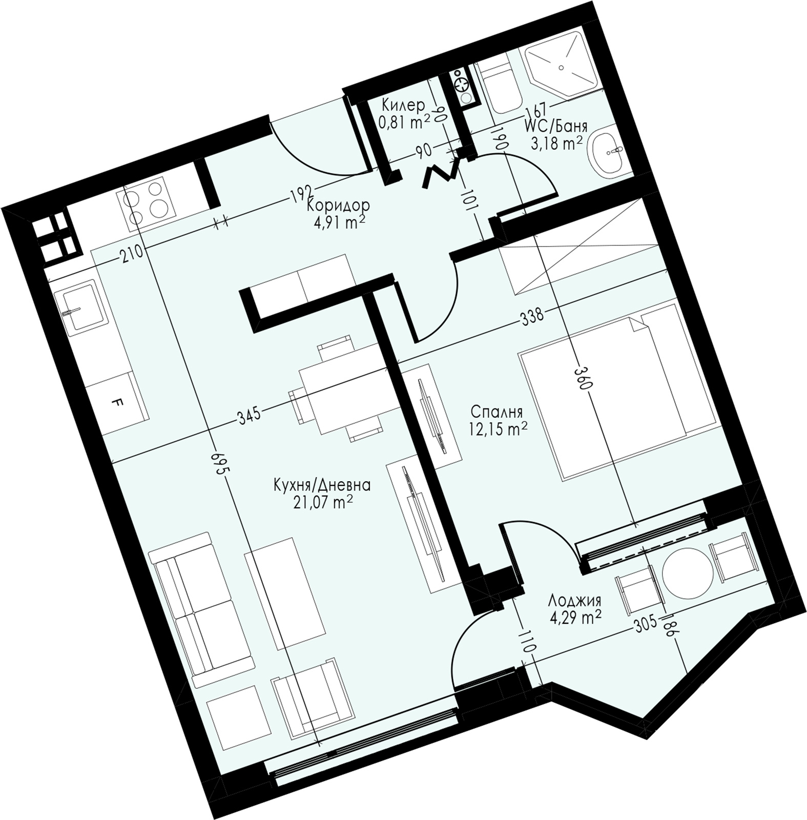Апартамент 5