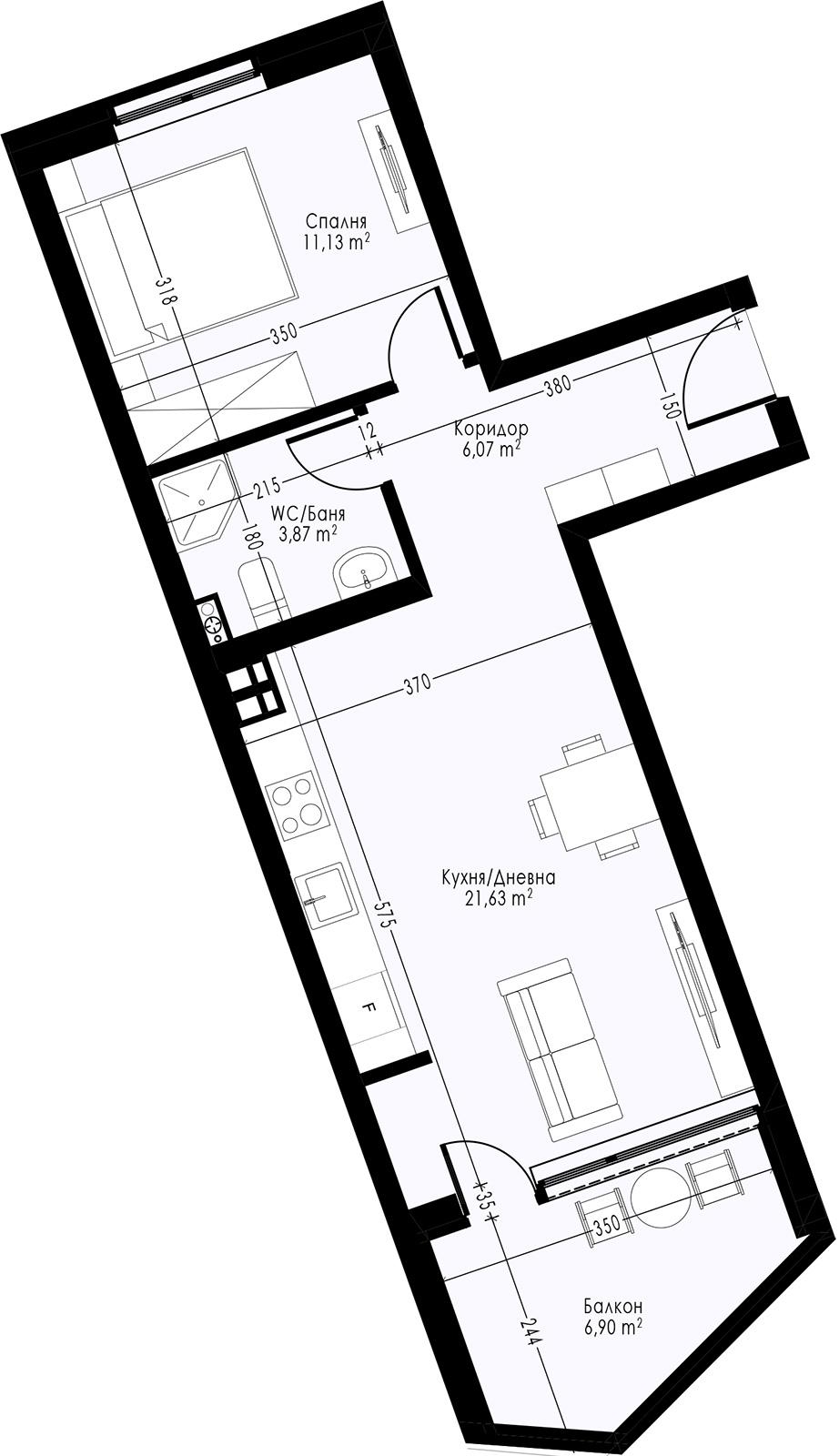 Апартамент 16