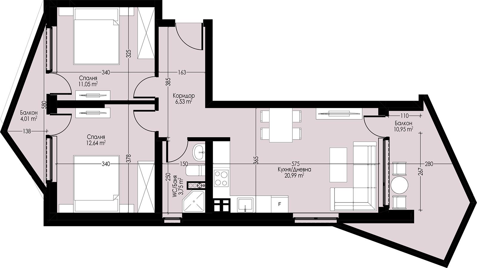 Апартамент 24